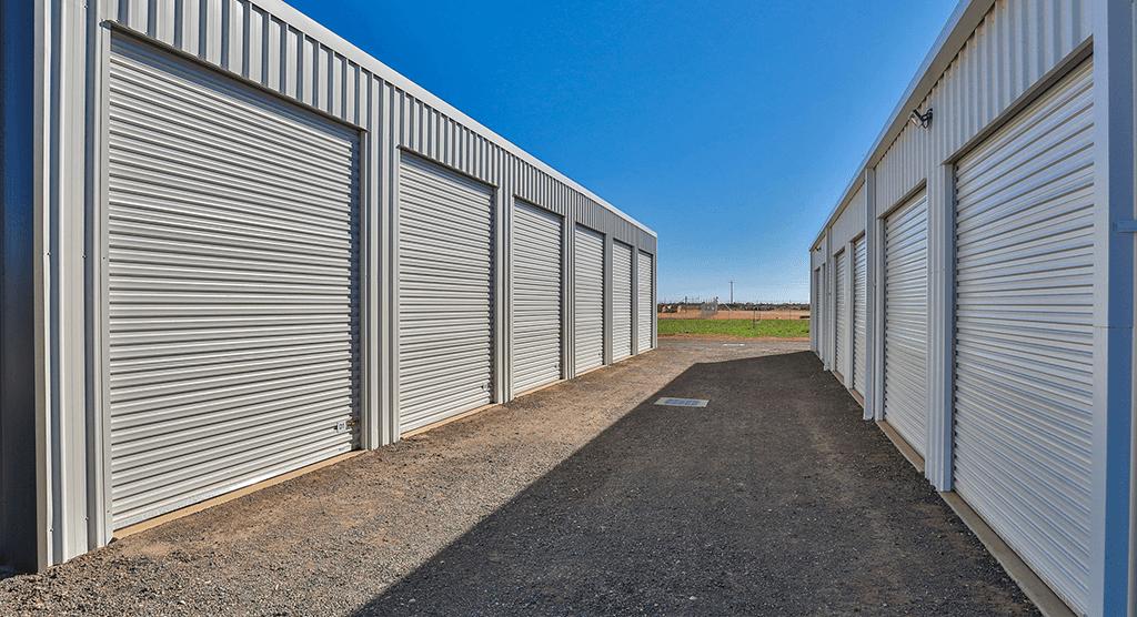 Mildura Storage Sheds Access