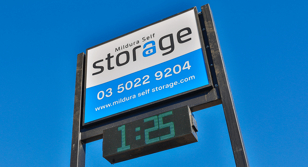 Mildura Self Storage Logo