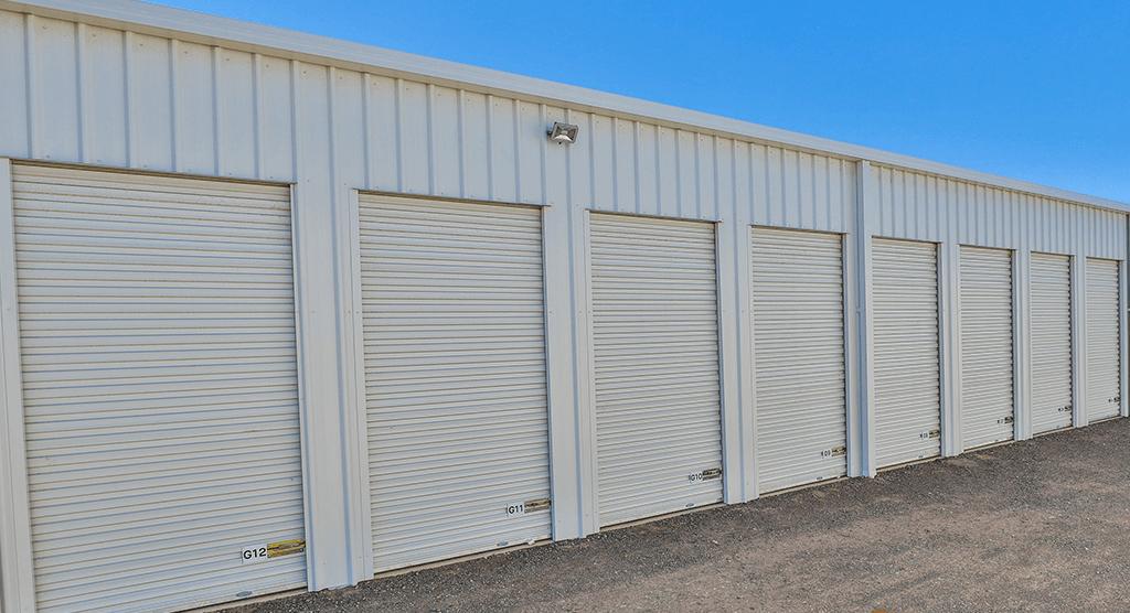 Mildura Storage Sheds Front View